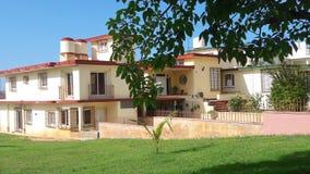 Villa in Cuba immagini stock libere da diritti