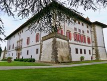 Villa d'Artimino en Toscane Italie photo libre de droits