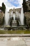 Villa d'Este royalty-vrije stock afbeeldingen