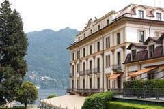 Villa d'este, comomeer Royalty-vrije Stock Afbeeldingen