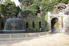 Villa d'Este Stock Photo