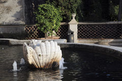 Villa d'Este Royalty Free Stock Photos
