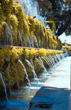 Villa d'Este - The Hundred Fountains Stock Image