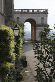 Villa d'Este Royalty Free Stock Photography
