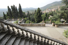 Villa d'Este Stock Photography