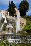 Villa d'Este - Tivoli Royalty Free Stock Images