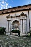 Villa d'Este, Tivoli, Italy royalty free stock photos