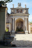 Villa d'Este in Tivoli, Italy, Europe Royalty Free Stock Photography