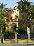 Villa dans la station touristique Image stock