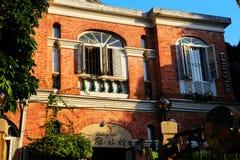 Villa dans le gulangyu, Xiamen, Fujian Photographie stock libre de droits