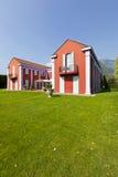 villa dans le type classique photos stock