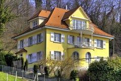 villa dans Meersburg photo stock