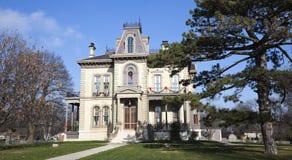 Villa David-Davis lizenzfreies stockbild