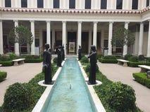 Villa de Getty, propriété, maison, structure extérieure, fenêtre images stock