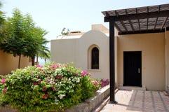 Villa de Holliday à l'hôtel de luxe Photos stock