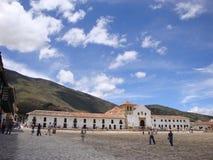 Villa de Leyva Fotos de archivo libres de regalías