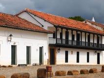 Villa de Leyva Royalty Free Stock Photography