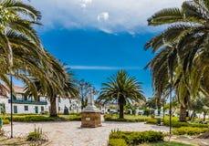 Villa de Leyva Boyaca Colombia. Villa de Leyva Boyaca in Colombia South America stock photo