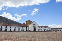 Villa de Leyva, Boyaca, Kolumbien Stockfoto