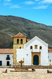 Villa de Leyva Church Royalty Free Stock Image