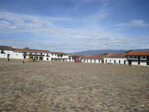 Villa de Leyva, Colombia, Chiquinquira Imagen de archivo