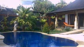 Villa de luxe avec la piscine extérieure clips vidéos