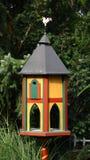 Villa de luxe pour des oiseaux Images stock