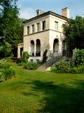 Villa de pays Images libres de droits