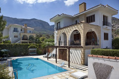 Villa de vacances Image stock