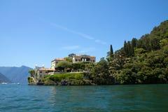 Villa del Balbianello Immagine Stock