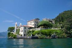 Villa del Balbianello Royalty Free Stock Image