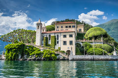 Villa Del Balbianello Stockfoto