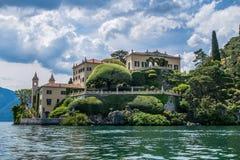 Villa del Balbianello Royalty-vrije Stock Fotografie