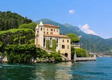 Villa del Balbianello stock foto's