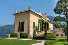 The Villa del Balbianello. Is a villa in the comune of Lenno, Lake Como, Italy royalty free stock image