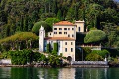 Villa Del Balbianello, Wedding Villa Como Lake. Villa Del Balbianello, Wedding Villa on Como Lake, Italy. Belongs to Fia royalty free stock images