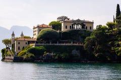 Villa Del Balbianello, Wedding Villa Como Lake. Villa Del Balbianello, Wedding Villa on Como Lake, Italy. Belongs to Fia stock photo