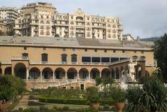 Villa del principe Genova immagini stock