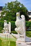 Villa del principe, Genova, Italia immagini stock libere da diritti