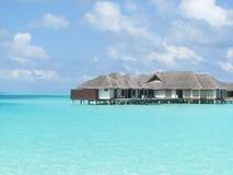 Villa dell'oceano fotografia stock libera da diritti