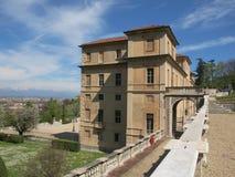 Villa della Regina, Turin Royalty Free Stock Photo