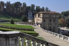 Villa della Regina in Turin Royalty Free Stock Photos