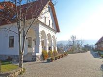 Villa in den Bergen Lizenzfreie Stockfotos