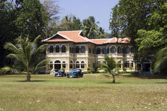 Villa des ehemaligen Reglers Lizenzfreie Stockfotos
