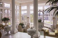 Villa des Reglers Lizenzfreie Stockbilder