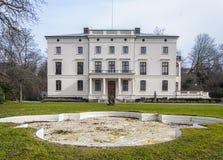 Villa di Konsul Perssons fotografie stock