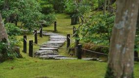 Villa di Okochi Sanso immagine stock