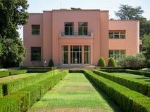 Villa di Serralves a Oporto Fotografie Stock Libere da Diritti