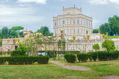 Villa Doria Pamphili in Rome Stock Photography