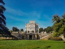 Villa Doria Pamphilj in Rome. royalty free stock images